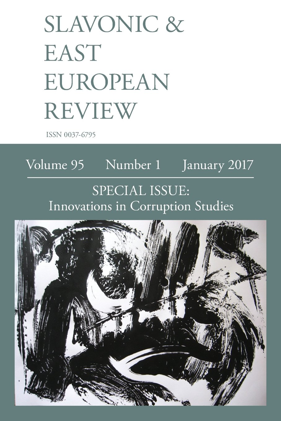 Download Slavonic & East European Review (95: 1) January 2017 pdf