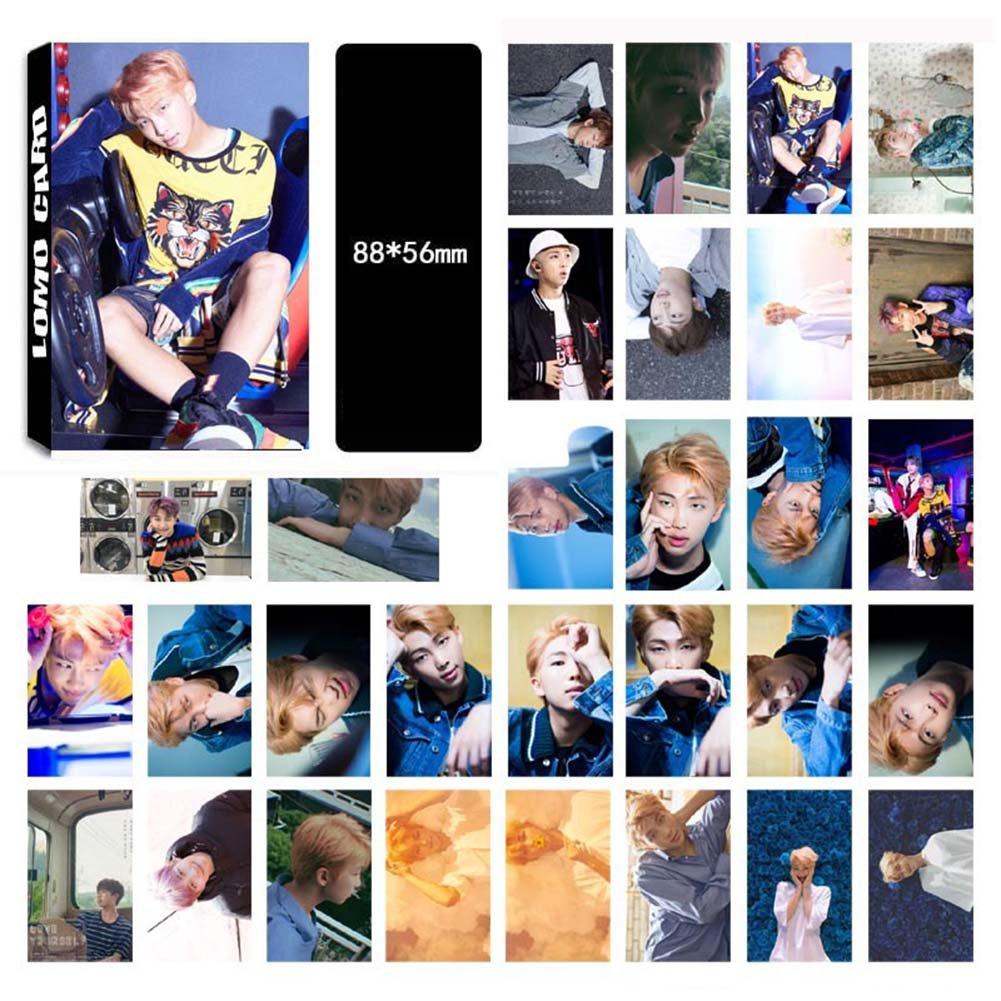 Skisneostype KPOP BTS Bangtan Boys Love Yourself 承 Her album foto cartolina collezione di set regalo per a.r.m.y