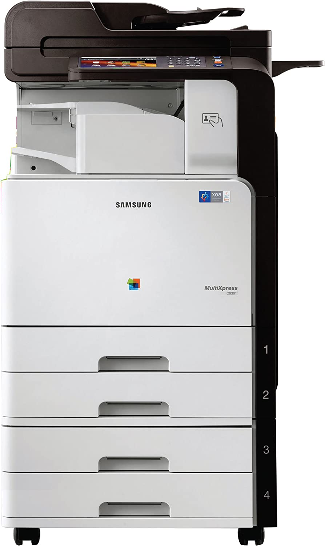 Samsung CLX-9201NA/SEE - Impresora láser - B/N 20 PPM, Color 20 ...