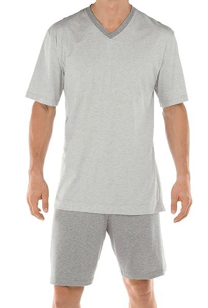 Calida Port Louis Pyjama-Pijama Hombre Paprika XXL