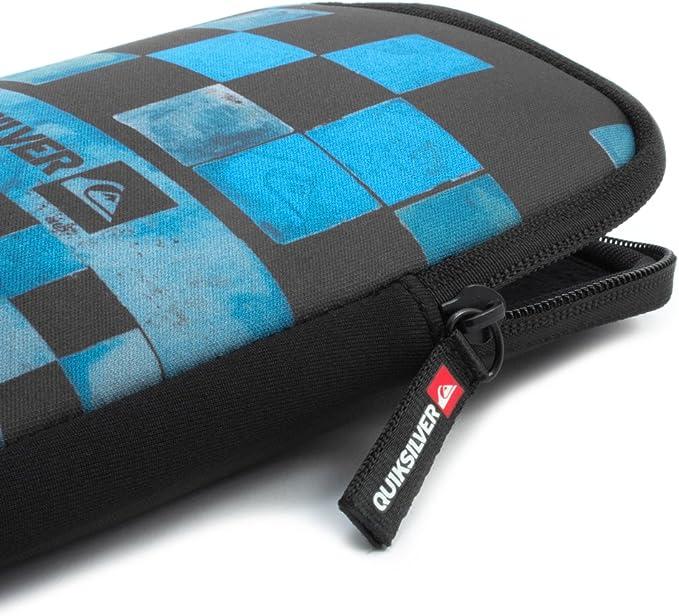 Funda iPad mini / iPad mini 2 de Neopreno - Diseño Quiksilver de Cuadros Azules - Dimensiones 205 x 140 x 14 mm - Garantía de por vida: Amazon.es: Informática