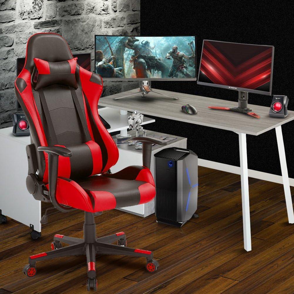 sedia gaming pelle