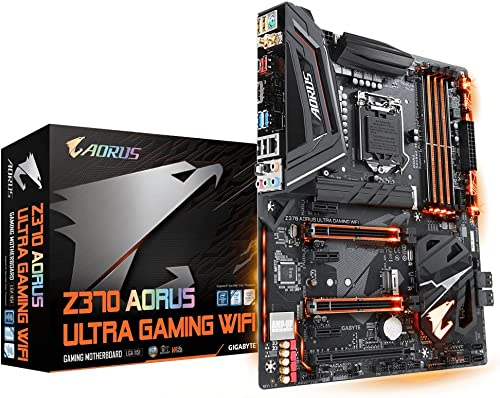 GIGABYTE Z370 AORUS Ultra Gaming WiFi