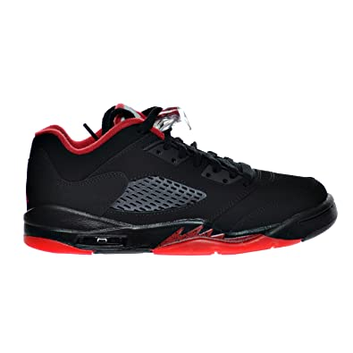 "new arrivals 4ab02 9cb63 Jordan Air 5 Retro Low (GS) ""Alternate 90"" Big Kid s Shoes Black"