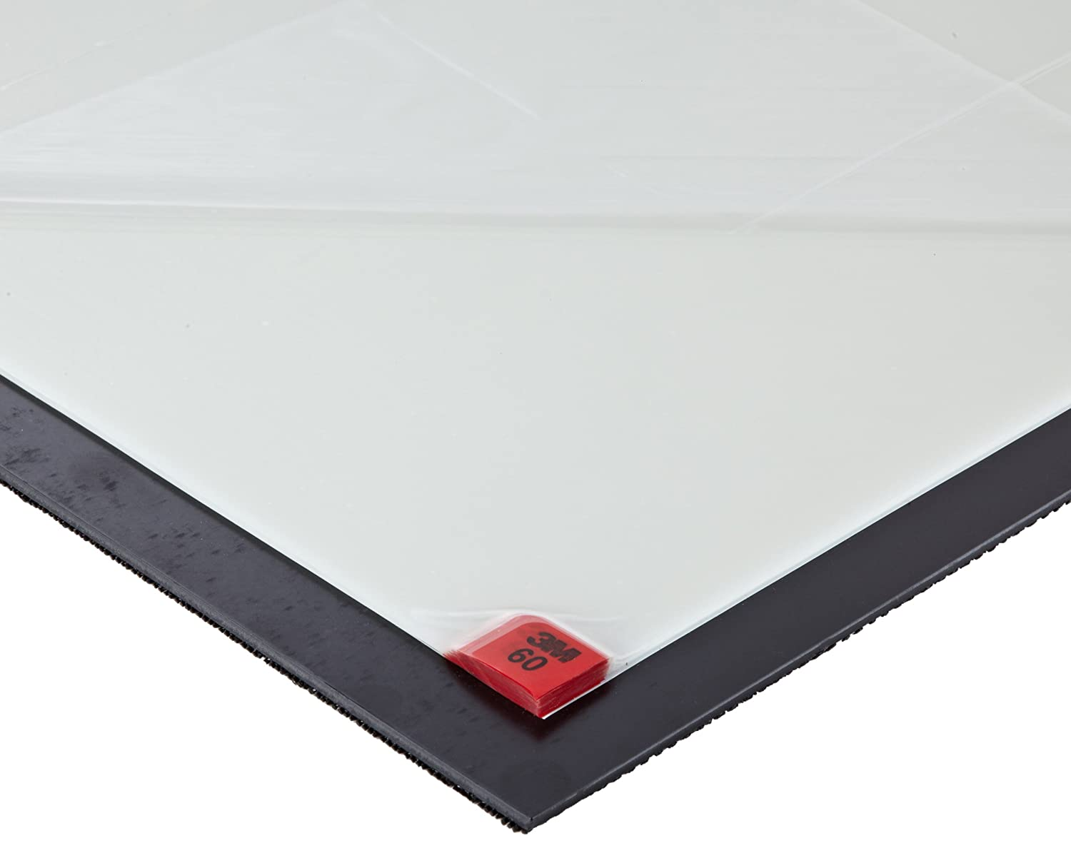 Image of 3M Clean-Walk Framed Mat 5840, White On Black, 31-1/2 in x 25-1/2 in, 1/Case Home Improvements