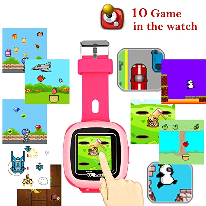 Amazon.com: Kids Smart Watches with Games, 1.5