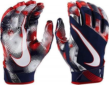 Amazon.com   NIKE Vapor Jet 4 Football Pro Magnigrip Receiver Gloves ... 835959dd6e