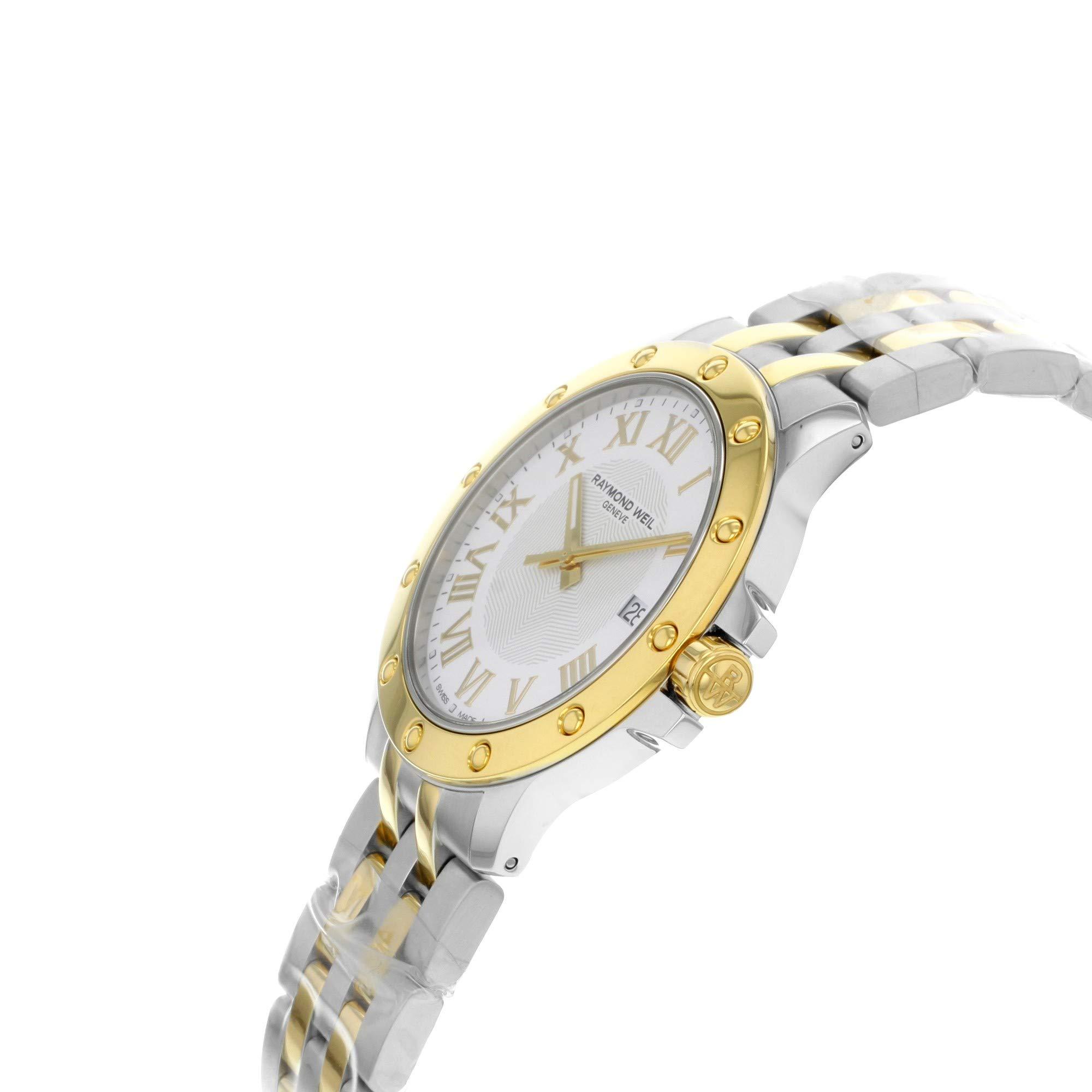 Raymond Weil Tango Quartz Male Watch 5599-STP-00308 (Certified Pre-Owned) by RAYMOND WEIL (Image #3)