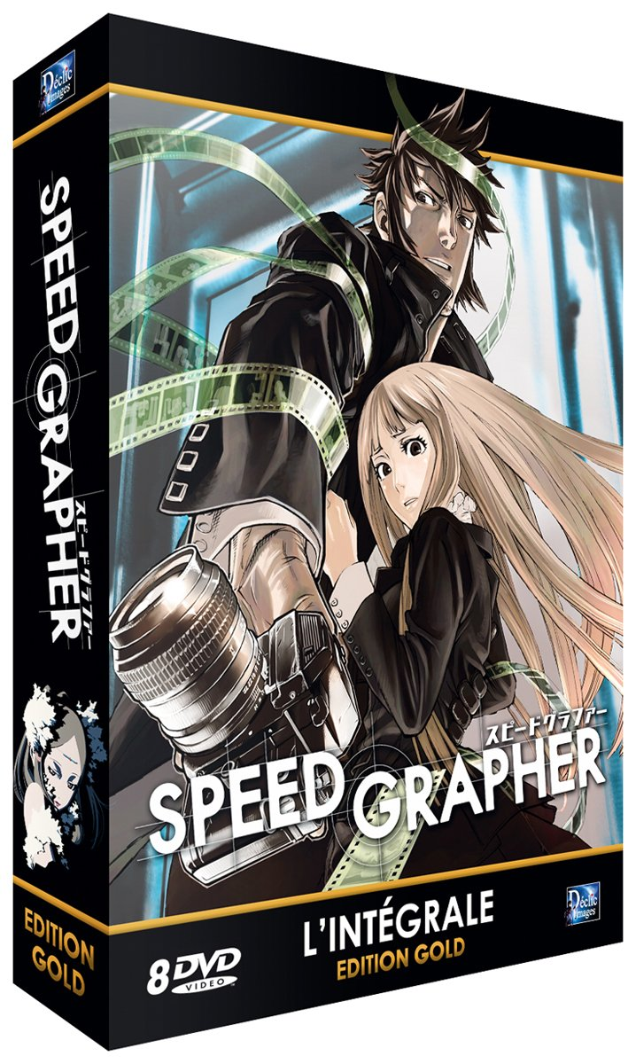 Coffret intégrale speed grapher [Francia] [DVD]: Amazon.es ...
