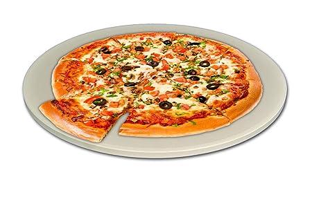 Pizza piedra 25,5 cm Ladrillo Pan ladrillo Barbacoa piedra Ideal ...