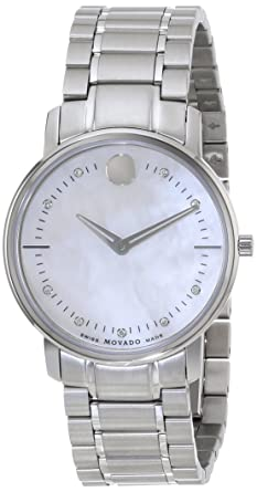 f0f89be8004 Image Unavailable. Image not available for. Color  Movado Women s ...