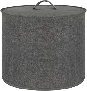 Appliance Cover Dust Cover Watetproof for 8 Quart Instant Pot,Electric Pressure Cooker Rice cooker,Air Fryer and Crock Pot, Machine Washable (Grey, For 8 Quart Instant Pot)