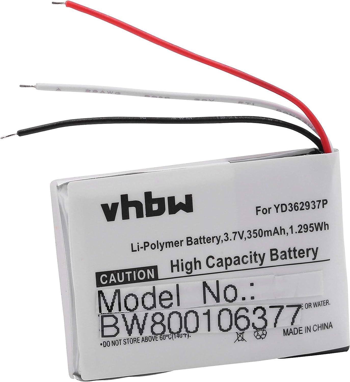 Wi-Fi Remote BATERIA 350mAh PARA GoPro ARMTE-001 YD362937P