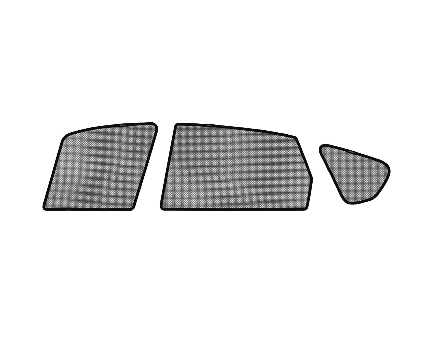 3D MAXpider S1SB0051 Soltect Side Window Custom Fit Sun Shade (for Select Subaru Impreza Models)