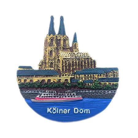 Hqiyaols Souvenir Kölner Dom Catedral de Colonia Alemania ...