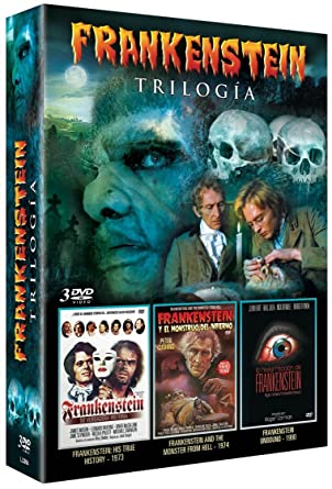 Frankenstein - Trilogía (Pack) [DVD]: Amazon.es: Jane Seymour ...