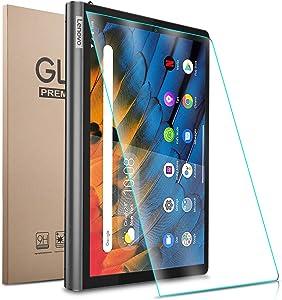Gylint Lenovo Yoga Smart Tab 10.1 (YT-X705F) Screen Protector - Tempered Glass 9H Hardness Scratch Resistant Bubble Free Tempered Glass Screen Protector for Lenovo Yoga Smart Tab 10.1 (YT-X705F)