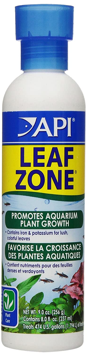 API Leaf Zone Aquarium Freshwater Plant Fertilizer, 473 ml 576J