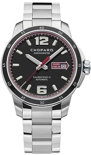 Chopard 158565 - 3001 Mille Miglia Automático Mens Reloj Esfera de color negro: Chopard: Amazon.es: Relojes