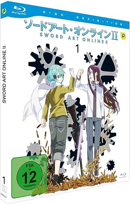 Sword Art Online Staffel 2 Vol 1 Blu Ray Amazon De Yoshitsugu Matsuoka Miyuki Sawashiro Tomohiko Ito Yoshitsugu Matsuoka Miyuki Sawashiro Dvd Blu Ray