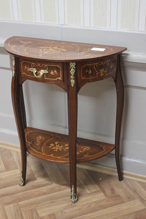 Consolle Antica Per Ingresso.Louisxv Consolle Barocco Antico Stile Rococo Mkks0067b