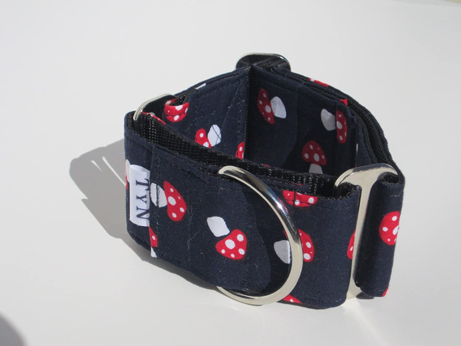 Collar Martingale Anti Escape para Galgo de 50 mm. de Ancho, Hecho ...