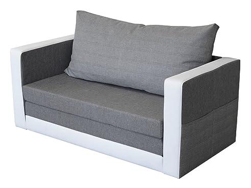 sofa finezja mit schlaffunktion, schlafsofa für kleine räume ... - Sofas Fur Kleine Wohnzimmer