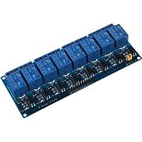 REFURBISHHOUSE 5V 1 canal H//L Level Triger Relais Optocoupleur Module pr