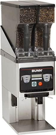 BUNN 35600.0020 Multi-Hopper Coffee Grinder