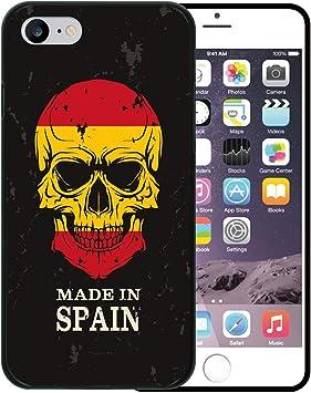 WoowCase Funda iPhone 7, [iPhone 7 ] Funda Silicona Gel Flexible ...