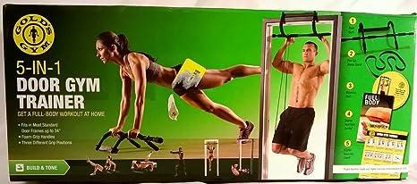 Goldu0027s Gym 5-in-1 Body Building System & Amazon.com : Goldu0027s Gym 5-in-1 Body Building System : Home Gyms ...