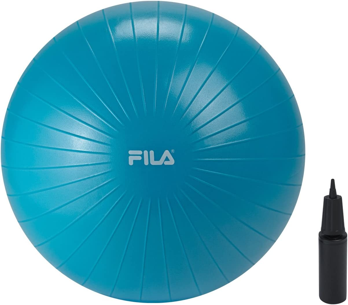 FILA Accessories Stability Ball with Pump