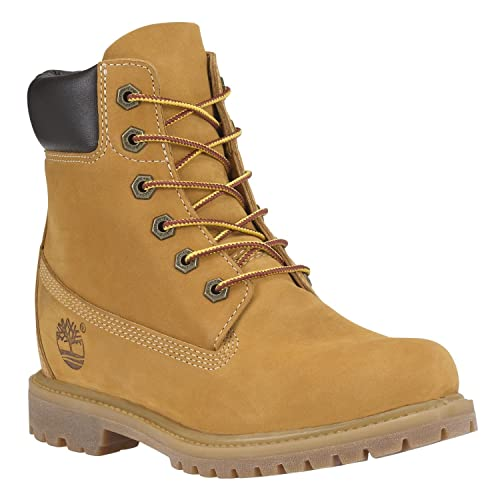 ad817d8852c74 Timberland Boot scarpa donna 8226 a wheat