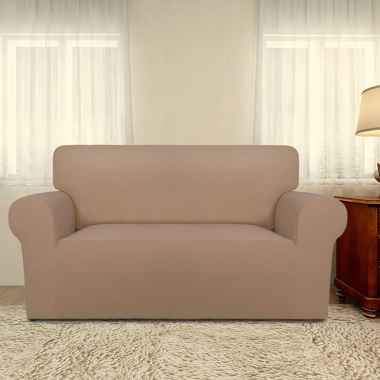 Amazon.com: PureFit - Funda para sofá superelástica, de ...