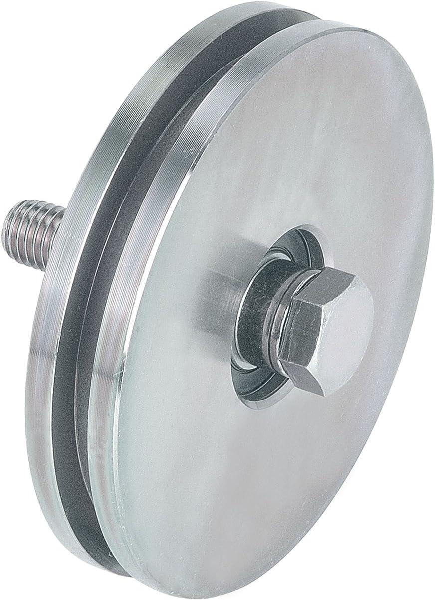 Laufrolle Durchmesser 29 mm B-Typ Nut 6