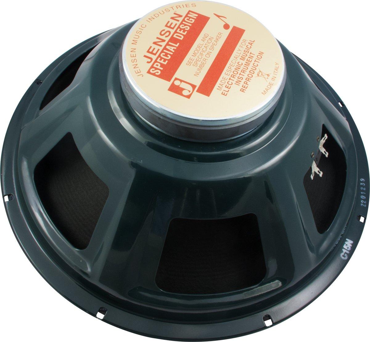 Jensen Vintage C12N8 12-Inch Ceramic Speaker, 8 ohm