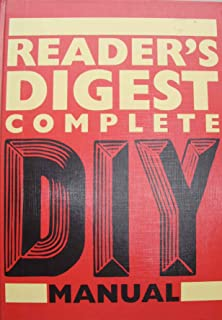 The readers digest complete do it yourself manual amazon complete diy manual solutioingenieria Image collections