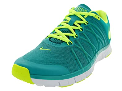 Nike Free Trainer 3.0 Turbo Green/Volt Men's Shoes - Size 9.5