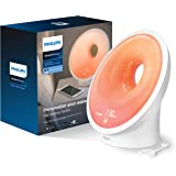 Philips SmartSleep Connected Sleep and Wake-Up Light, Personalized Sunrise and Sunset, SleepMapper App Enabled, Sleep…