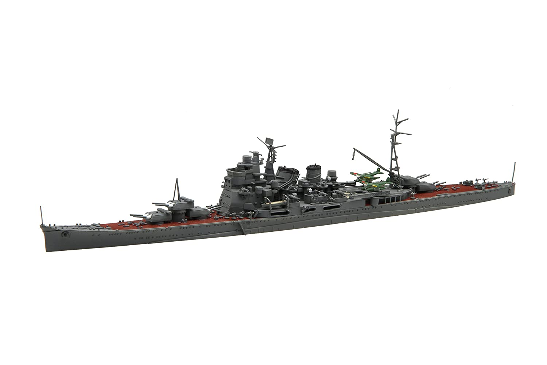 1/700 specialized series No.80 Japanese Navy Heavy Cruiser Atago (japan import)