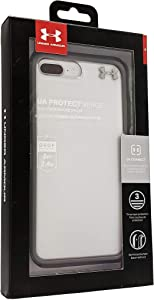 Under Armour OEM UA Protect verge for iPhone 7 Plus (Grey & Clear)