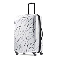 Deals on American Tourister Moonlight 31.9-in Expandable Spinner Luggage