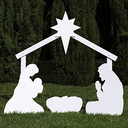 Remarkable Outdoor nativity sets not despond!