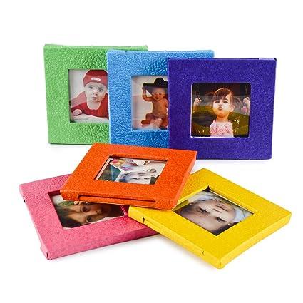 Buy Ecoleatherette Magnetic Frame Fridge Magnet Assorted Colour