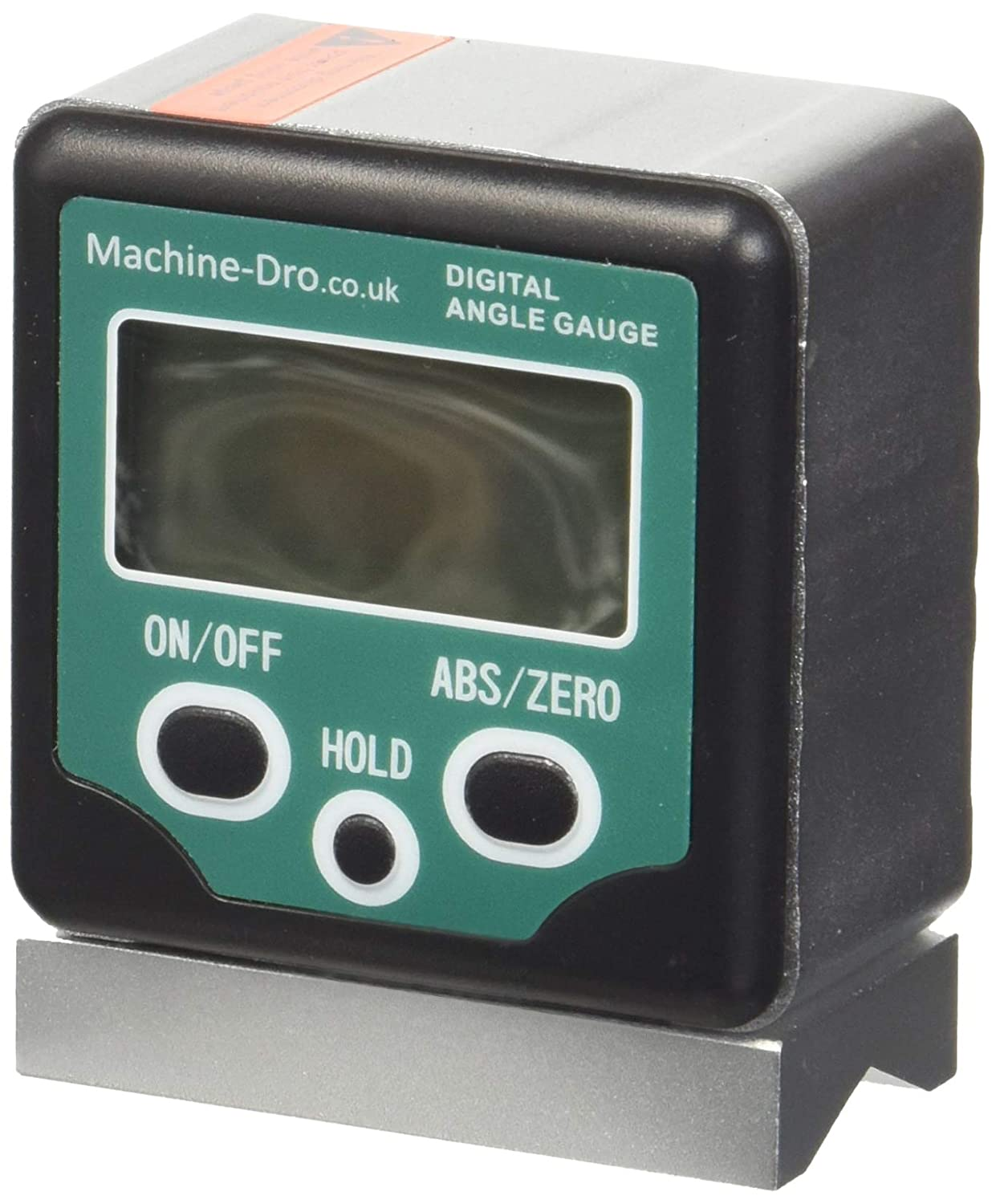 Digital Angle Gage with magnetic V-Base Machine DRO ME-AN-BB-V-TY