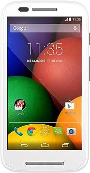Motorola Moto E - Smartphone libre Android (pantalla 4.3