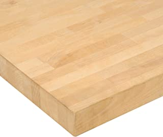 "product image for Workbench Top - Maple Butcher Block Square Edge, 72"" W X 36"" D X 1-3/4"" Thick"