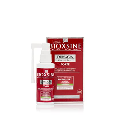 Bioxsine Serum Forte Serum Spray Vegetal para la caída ...