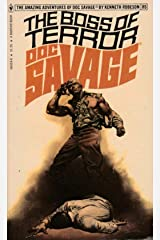 The Boss of Terror: Doc Savage Kindle Edition