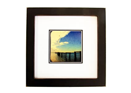 Amazon.com - 4x4 Picture Frame (8x8 Gallery 1\